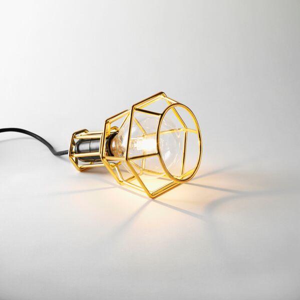 Design House Stockholm Worklamp Guld