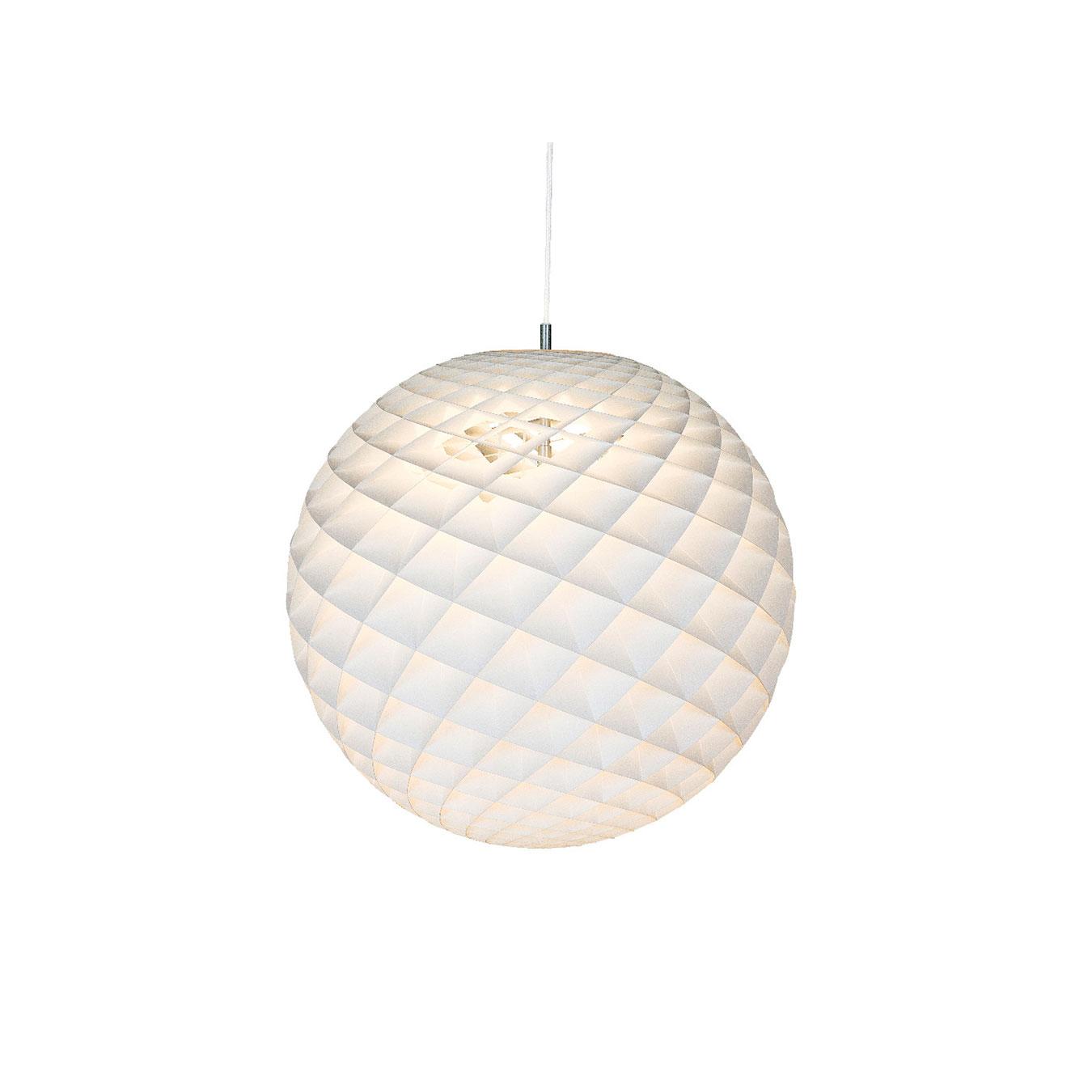 s vedalens belysning louis poulsen patera 600 vit s vedalens belysning. Black Bedroom Furniture Sets. Home Design Ideas